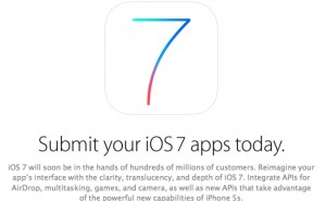 iOS 7 apps designed for iPhone 5S