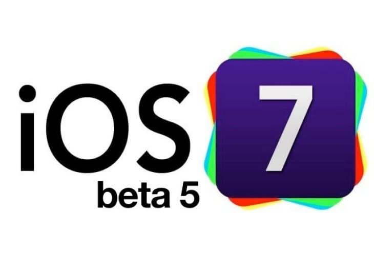 iOS 7 beta 5 changes make iPhone 4