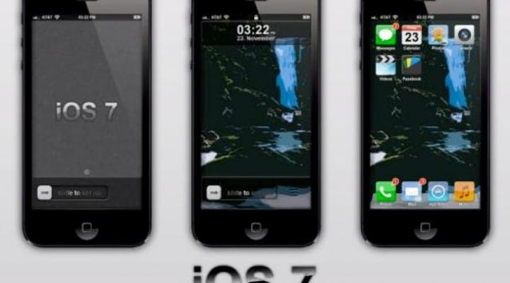 iOS 7 delays iPhone 6 release, needs iOS 8