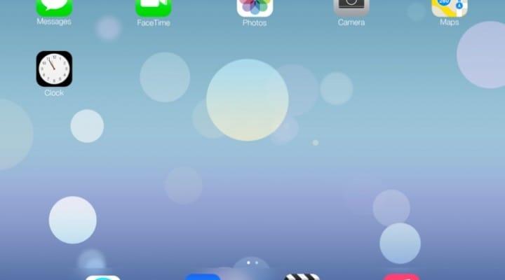 iOS 7 downgrade desired on school iPads