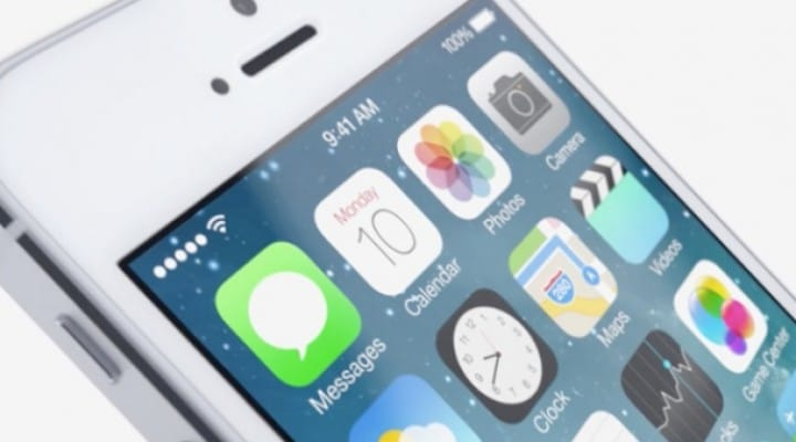 iOS 7 download to launch next week