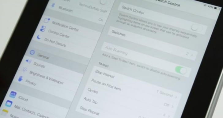 iOS 7 multitasking gestures explained