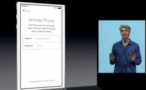 iOS 7 security feature discourages thefts of devices