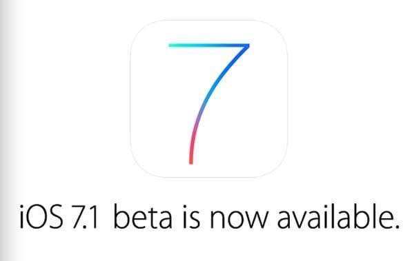 iOS 7.1 beta 3 update imminent
