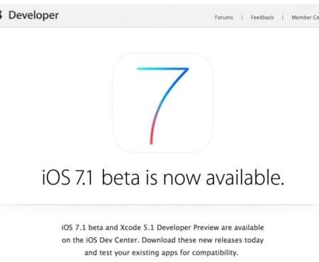 Apple say iOS 7.1 fixes issues like home screen crash bug