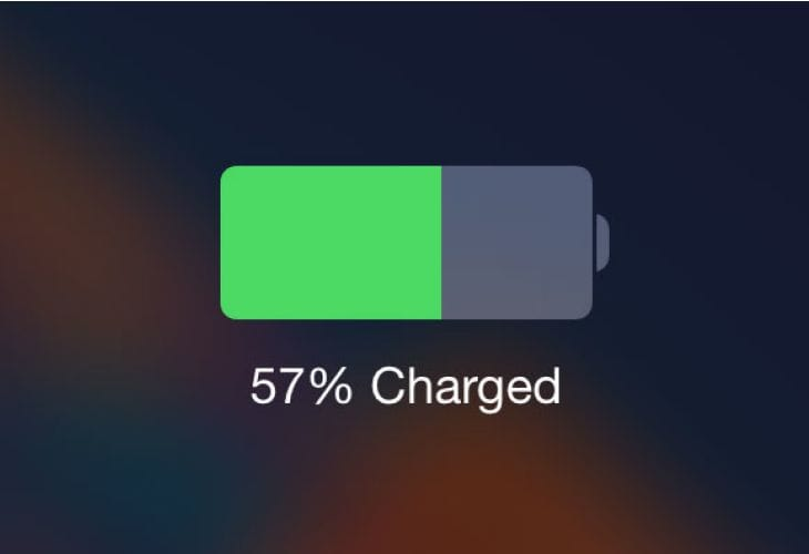 iOS 7.1.1 battery life inconsistencies with performance