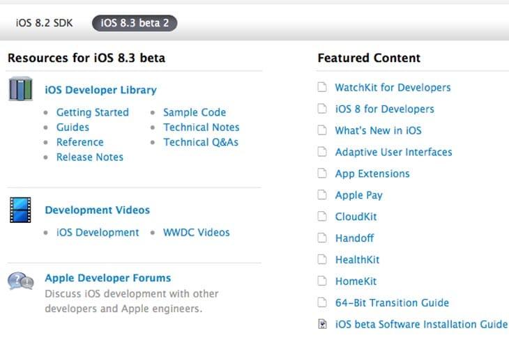 iOS-8-3-beta-3-fixes