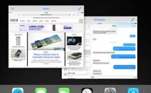 iOS 8 Split Screen Multitasking for iPad delayed
