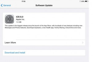 iOS 8 battery life fix with clean 8.02 install