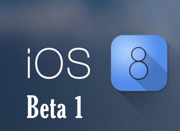 iOS-8-beta-1