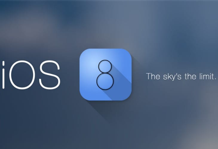 iOS 8 beta 2 changes in release notes