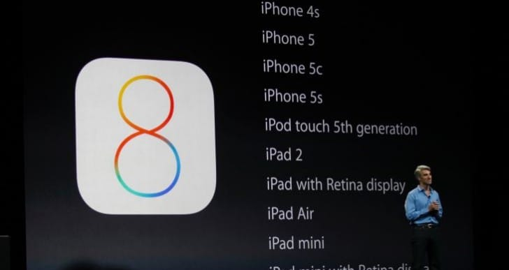 iOS 8 beta 5 won't fix app crashing