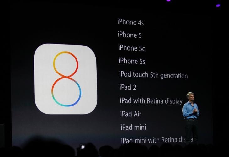 iOS 8 beta 5 won't fix app crashing