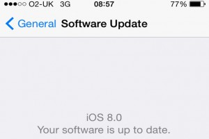 iOS 8 beta 6 unlikely to release today