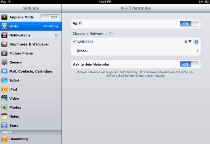 iOS 8 fix for Wi-Fi problems