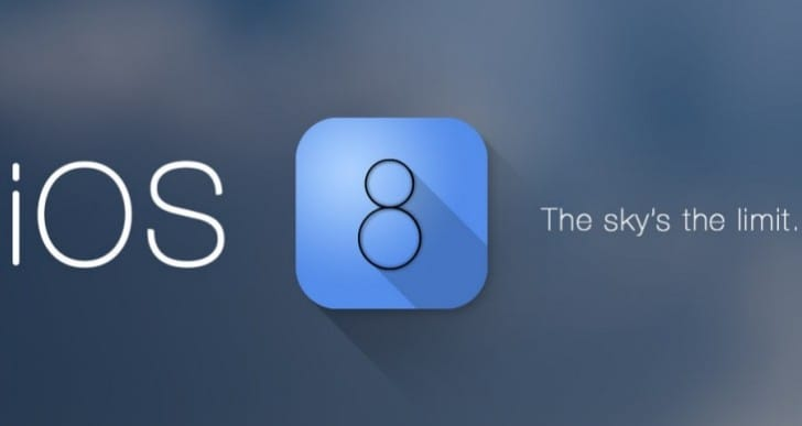 iOS 8 release date buildup well underway