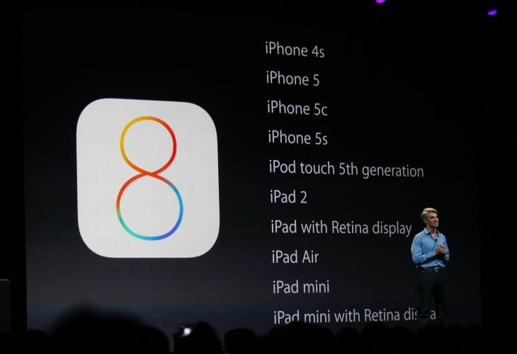 iOS 8 review- first impressions