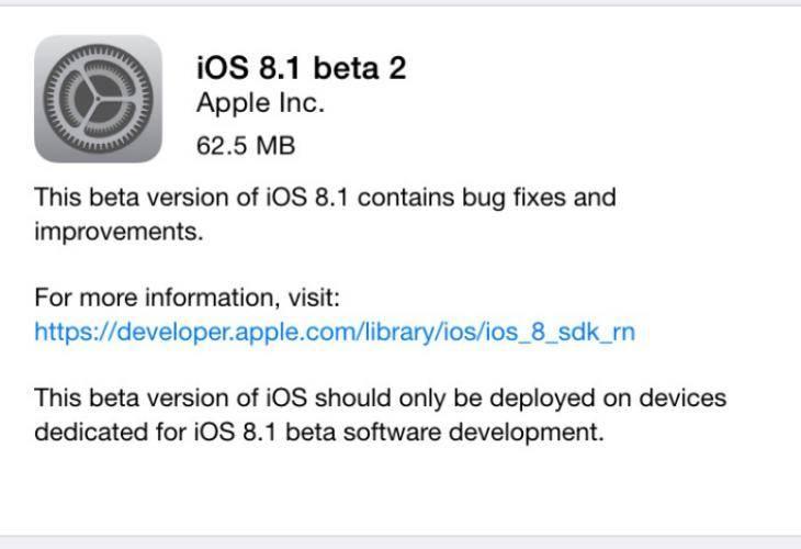 iOS 8.0.2 procrastination for next update