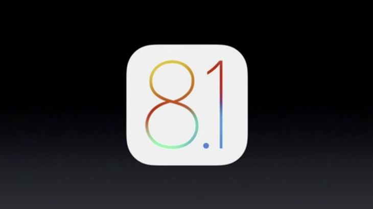 iOS 8.1 out monday