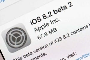 iOS 8.2 release waiting on iOS 8.1.3 maintenance update