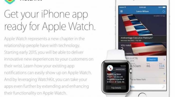 iOS 8.2 update allows for Apple Watch customization