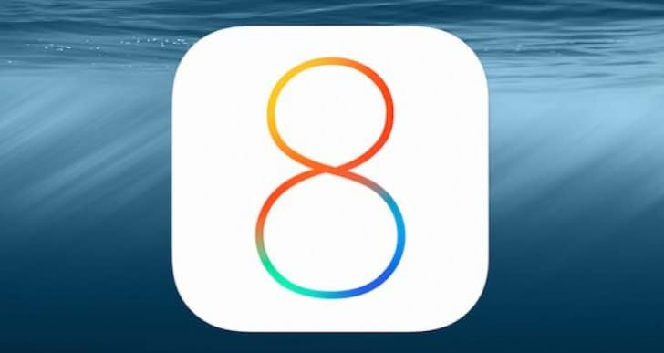 iOS 8.2 update live with notes at 565MB