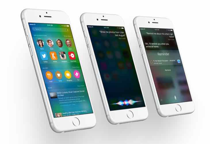 iOS 9 GM download today