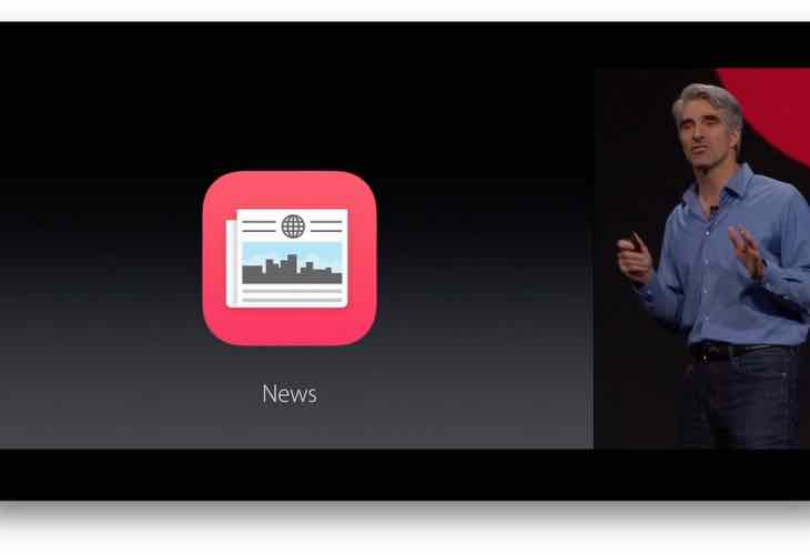 iOS 9 News app missing