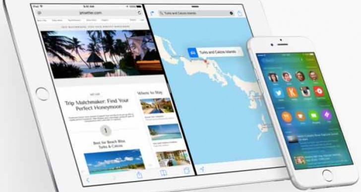 iOS 9 Vs iOS 8, benefits speculative early on
