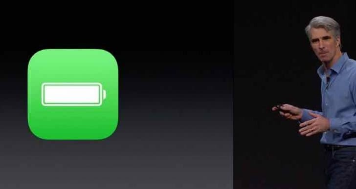 iOS 9 battery drain fixes if 8.4 downgrade undesired