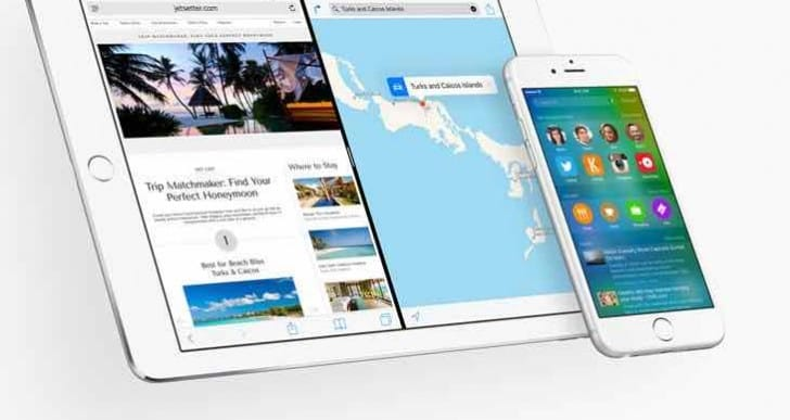 iOS 9 beta 3 fixes for beta 2 problems