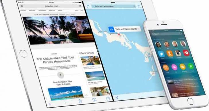 iOS 9 download release time tomorrow