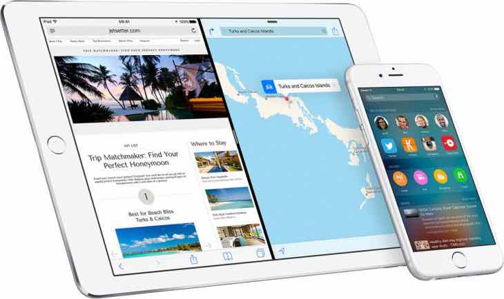 iOS 9 live download time