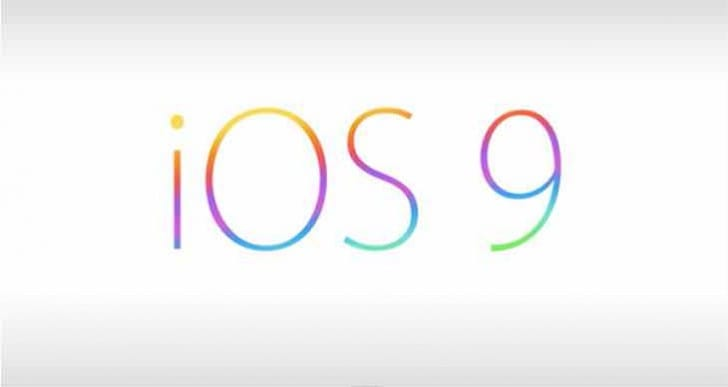 iOS 9 fix for persistent WiFi problems