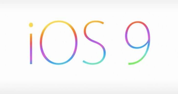 iOS 9 performance takes precedence over features