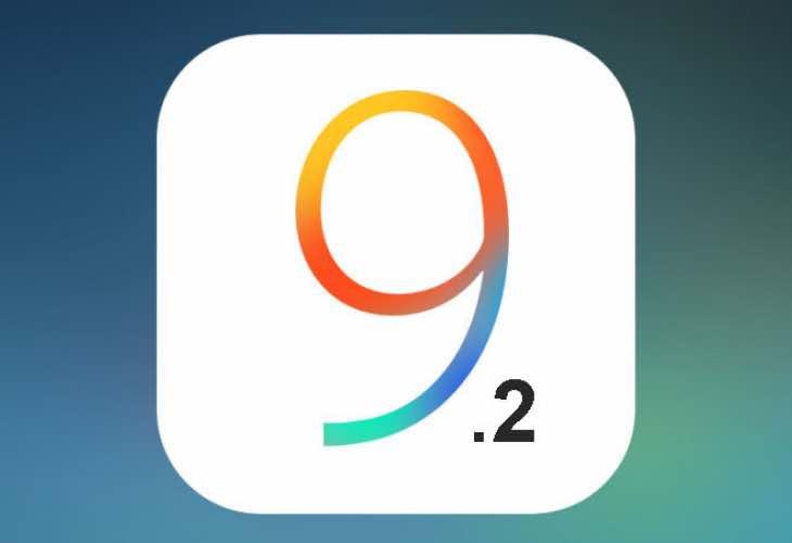 iOS 9.2 update release date