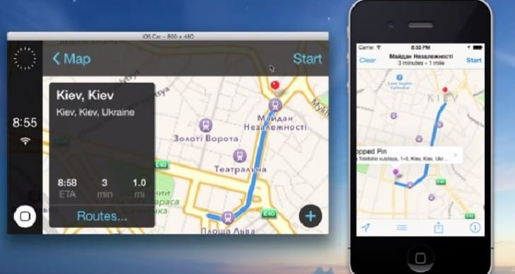 iOS 7.1 beta teases release of car mode