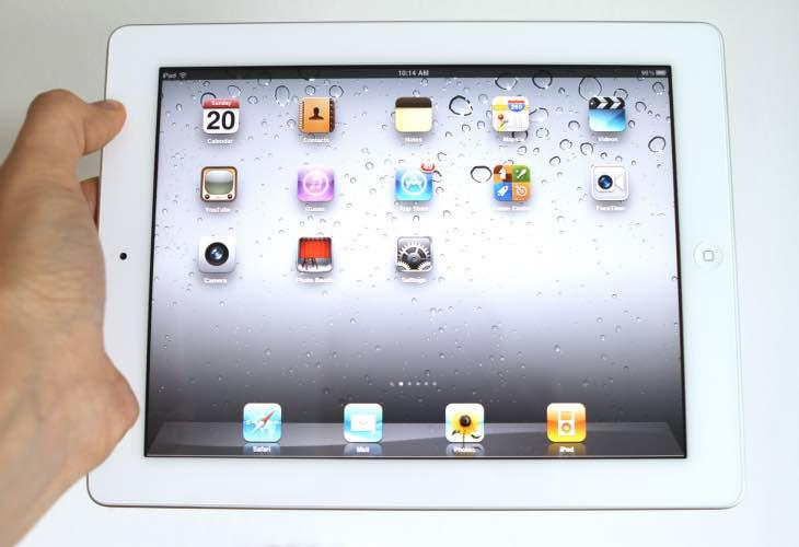 iPad 2 freezes