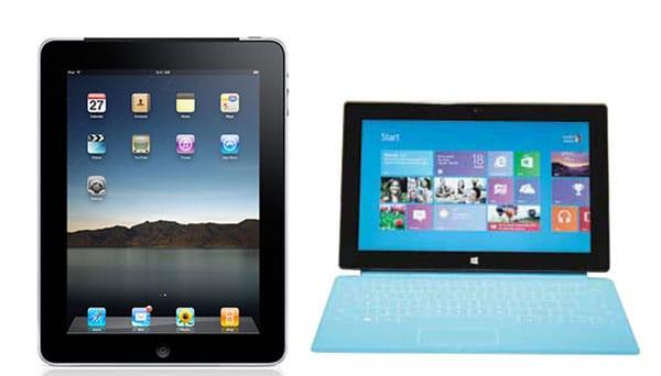 iPad 3 vs. Surface is a Microsoft problem