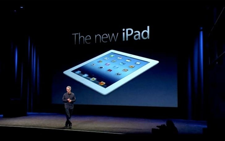 iPad 5 and mini 2 event invites for Oct 15 predicted