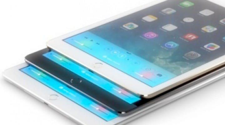 iPad 5 confidence in features
