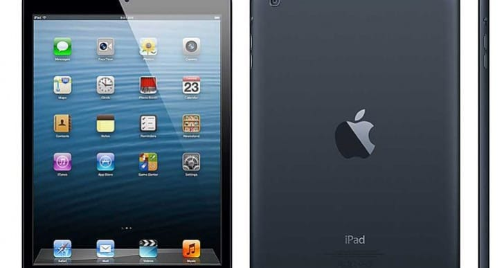 iPad 5 features to help move units