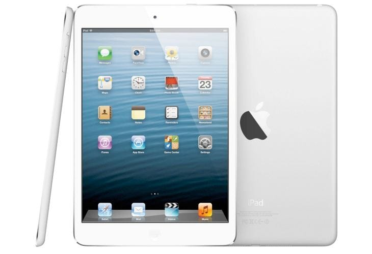 iPad 5 key attributes are size and weight