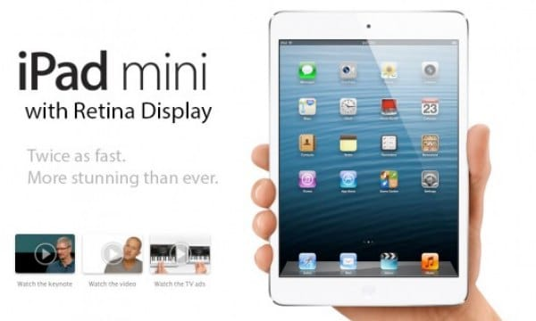 iPad 5, mini 2 next-generation A7 processors rumored