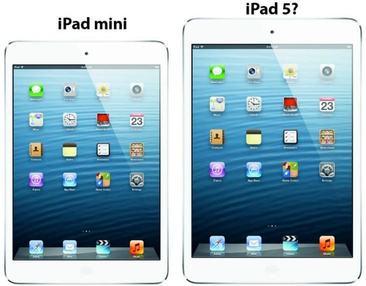 iPad 5 release will indicate iOS 7.1 update