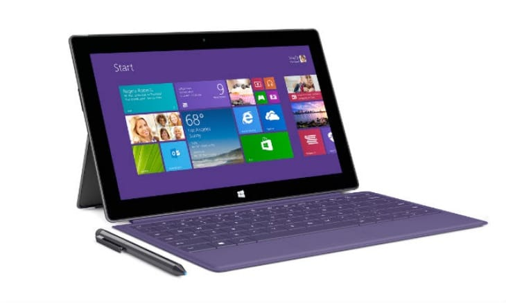 iPad 5 vs. Surface 2 launch – Conflicting competition
