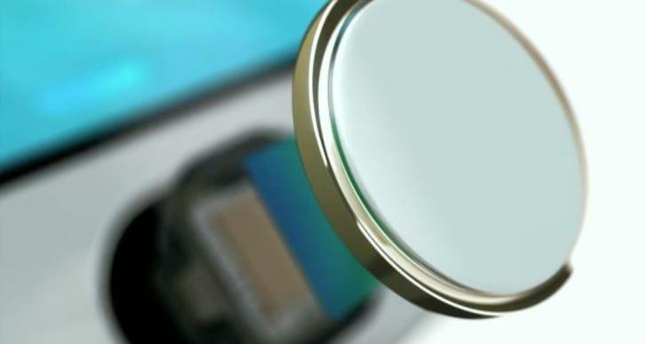 iPhone 8 fingerprint scanner on display in new video
