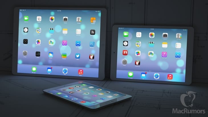 iPad Air 2 and Pro specs inevitability