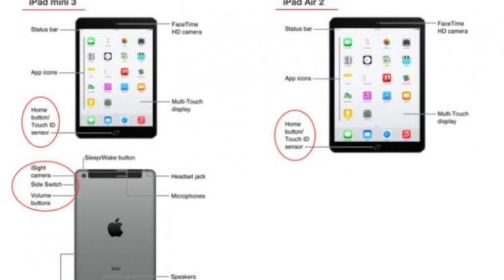 iPad Air 2 and mini 3 cases easy, if size unchanged