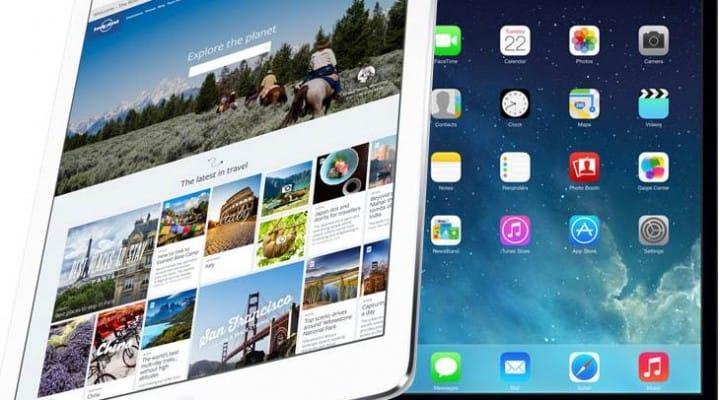 iPad Air 2 and mini 3 screen improvement for 2014?